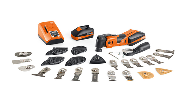 Power-tool accessories unveiled