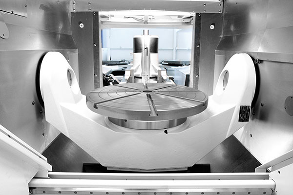Simultaneous turning on five-axis machine