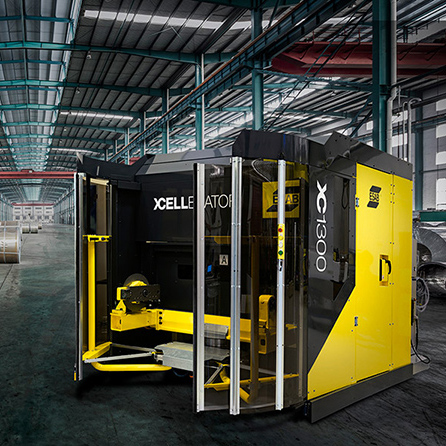 Automated welding deal
