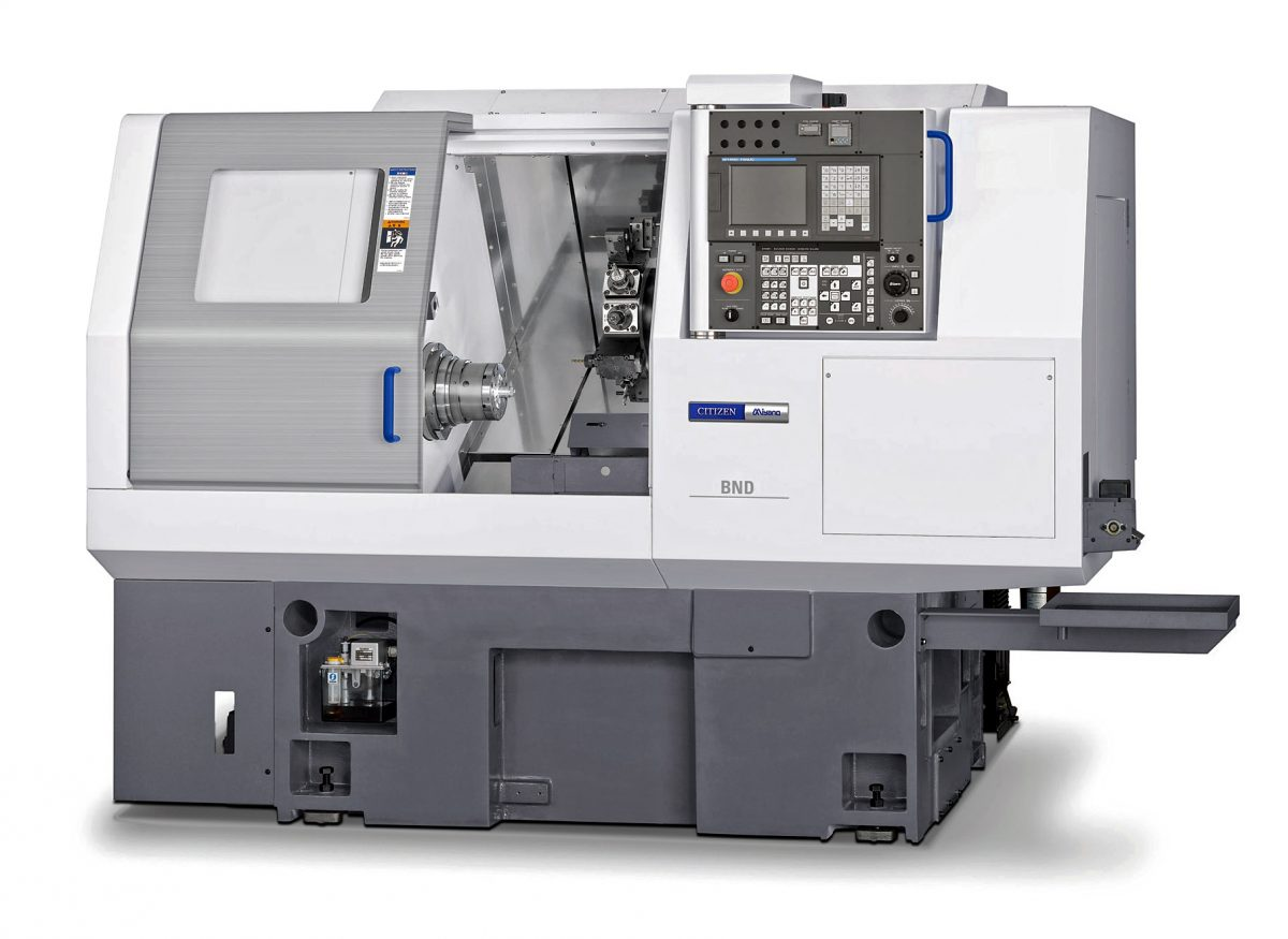 Large-capacity Y-axis lathe