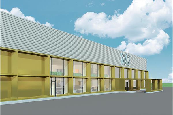 New TVR factory gets green light