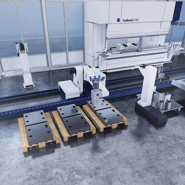 Cost-effective small-batch bending