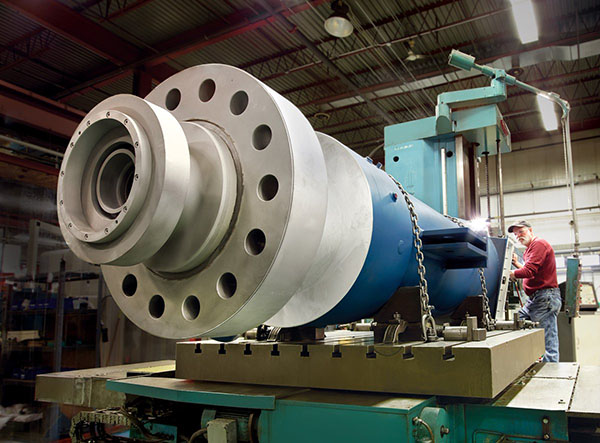 Supply chain pumps up for SMR market