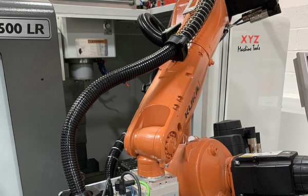 Automated machining package