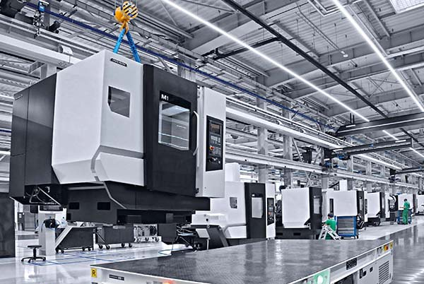 DMG Mori unveils entry-level VMC