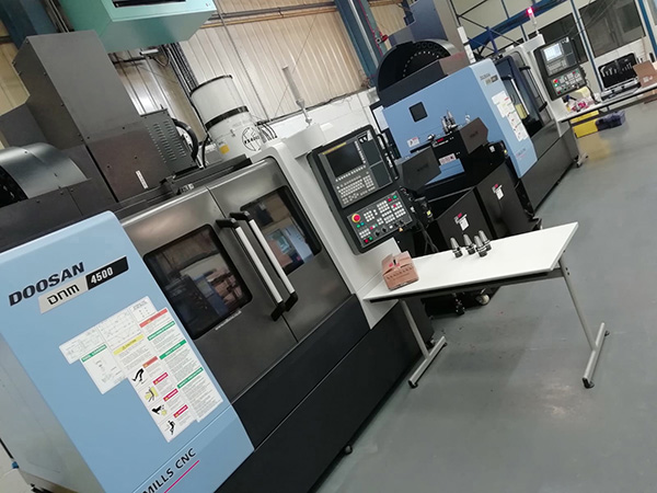 EAG Precision hits the  ground running