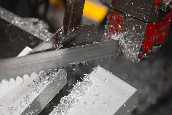 Fabricator benefits from Bianco bandsaw