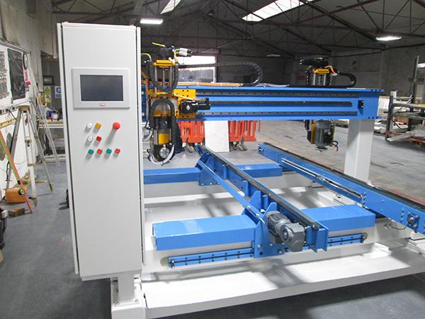 Machines & Controls selects KEB