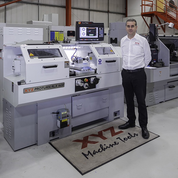 XYZ appoints commercial manager