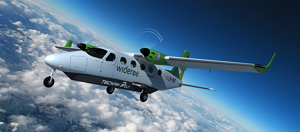 All-electric aircraft by 2026