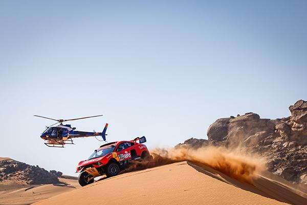 Prodrive 3D prints car parts in the desert