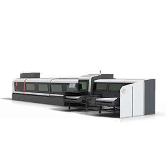 Fibre laser tube processing
