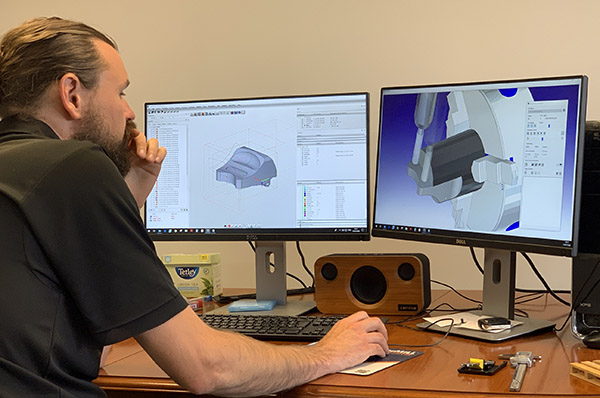 CAM system on-point for subcontractor