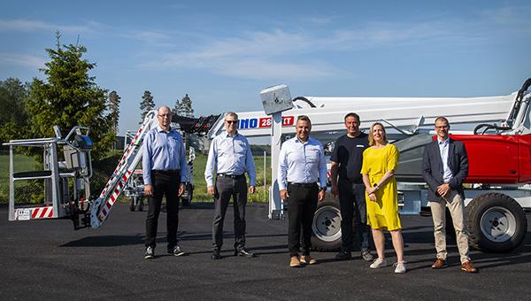 Dinolift invests in modern PEMA automation
