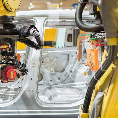Ford plant orders 500 FANUC robots