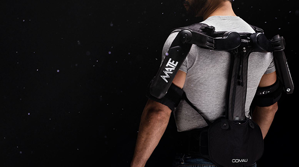 New applications for wearable robotics
