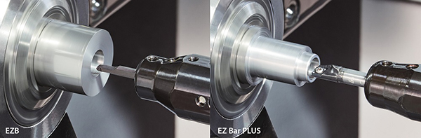 Precise and efficient machining