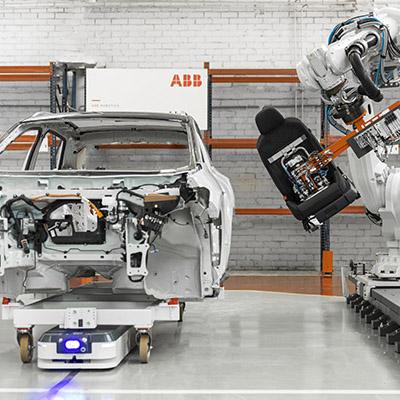 ABB to buy ASTI Mobile Robotics