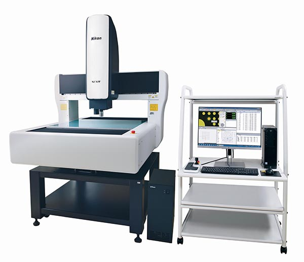 Automated in-line dimension measurement