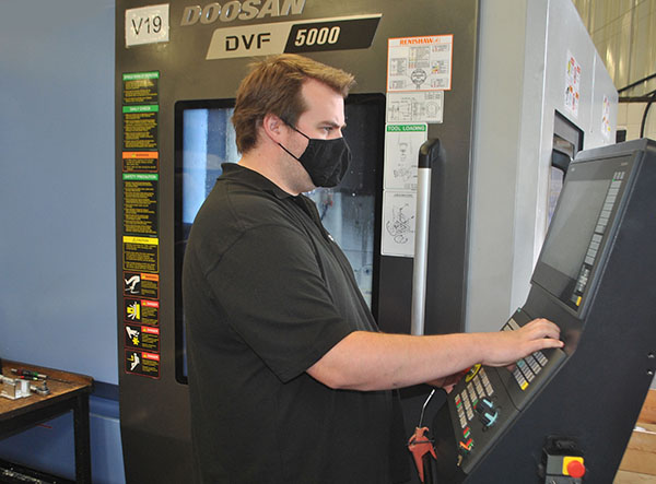 New machining contract prompts significant investment