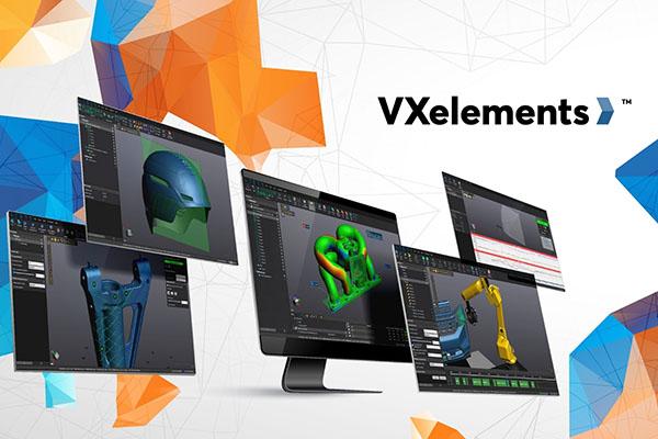 Creaform unveils VXelements 9.0