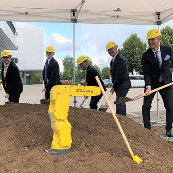 FANUC builds new technical centre