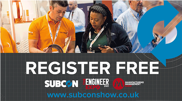 Registration opens for Subcon 2021