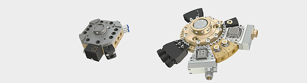 Robotic tool changer series expanded
