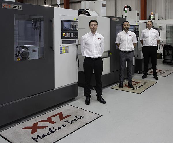 XYZ expands sales team