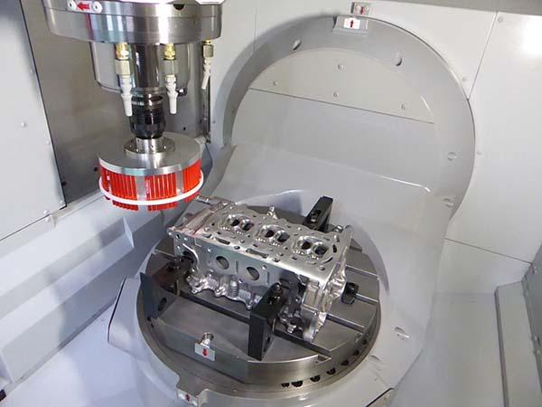 Burr-free, clean, high-precision surfaces