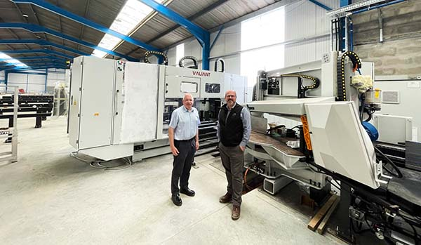 Drilling line helps Scottish firm expand