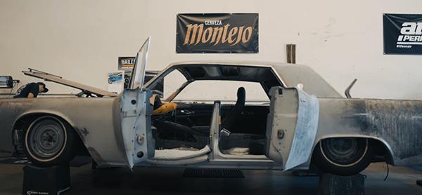 Historic fabrication: restoring classic Continentals