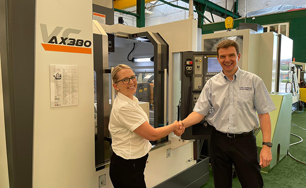 GM CNC expands network in Scotland